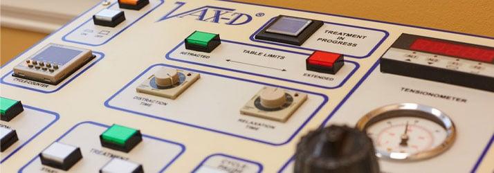 Chiropractic Fort Myers FL VAX-D Machine